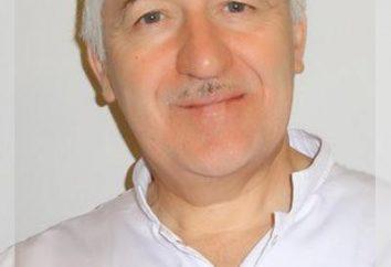Knyazkov Vladimir Borisovich, chirurgia laser (Mosca): biografia, i servizi, i contatti e le recensioni