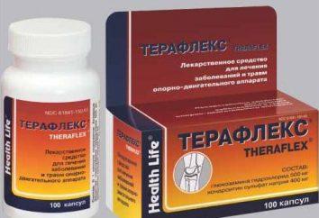 """""""Teraflex"""" dla stawów. Lek """"Teraflex"""": opinie, cena"""