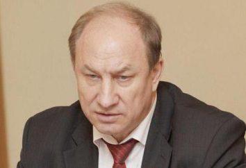 Valery Rashkin: Biografia e attività politica