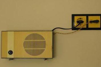 Cómo apagar la radio en el apartamento en San Petersburgo. Desactivación de la radio