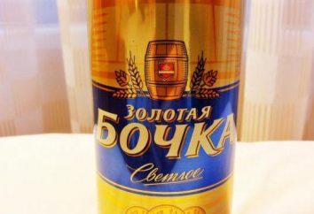 """""""Złota Beczka"""" – piwo dla koneserów dobrego smaku"""