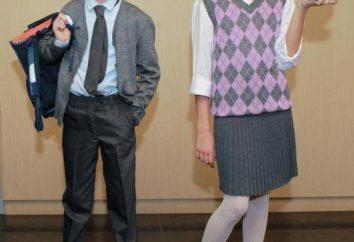 Schule Westen für Mädchen: wie soll man wählen