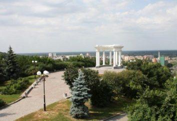 Sites Poltava: photos et descriptions