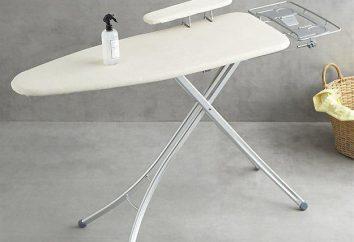 Manga de la tabla de planchar – apoyo necesario para