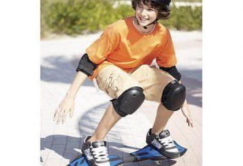 Wie ein Kind Skateboard wählen?