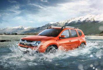 """""""Renault Duster"""": Zużycie paliwa na 100 km w paszporcie iw rzeczywistości"""
