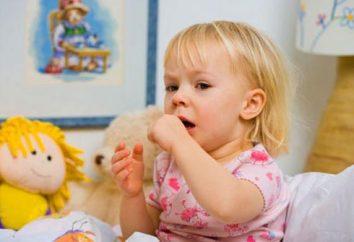 O melhor remédio para as crianças tosse: o que é?