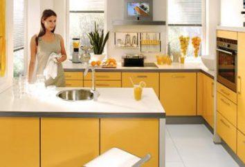 Die Farbe der Küche ist Feng Shui. Welche Farbe, um eine Küche zu machen. Farbe der Tapete in der Küche