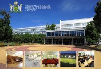 Kijów Handlu i Uniwersytetu Ekonomicznego. uniwersytetów Kijów