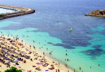 Interessanterweise und wo Mallorca?