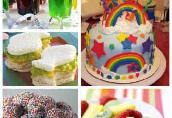 Que faire pour l'anniversaire d'un enfant: conseils pour les parents