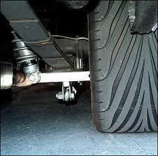 Stabilizator samochodu