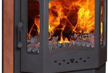 """Aquecimento fogão a lareira com um circuito de água. Comentários de fogões """"Baviera"""" com um circuito de aquecimento de água. Fogão com um circuito de água com suas próprias mãos: Desenhos"""