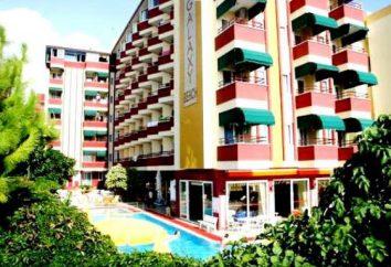 Avaliação de Hotel Galaxy Beach Hotel 4 * (Turquia / Alanya)