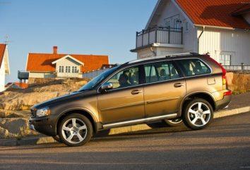Clássico sueco indústria automotiva – Volvo XC 90