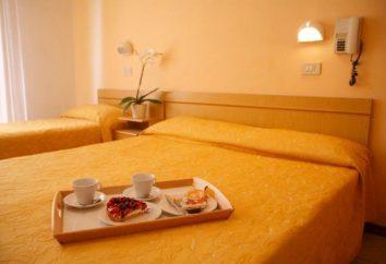 Staccoli Hôtel 3 * (Rimini) – photos, descriptions, prix et commentaires