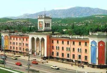 Inexplorada Tayikistán. Dushanbe espera a los huéspedes del estado!