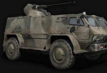 """GAZ-3937 """"Vodnik"""": le specifiche tecniche e le foto. GAZ-39371 """"Vodnik"""""""