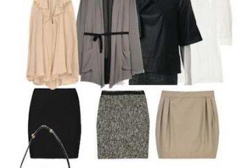 Machen Sie eine grundlegende Garderobe für den Herbst bis