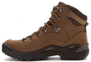 Lowa Chaussures – les principaux avantages, caractéristiques des chaussures de trekking