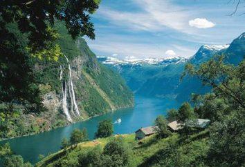 Fiordi norvegesi: foto e recensioni. Fiordi norvegesi: quando è meglio andare?
