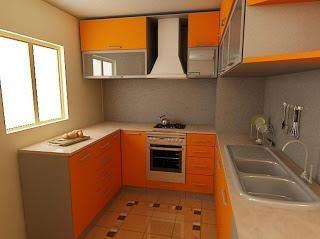 Vale la pena pensar en cómo comenzar a reparar la cocina para terminarla con seguridad
