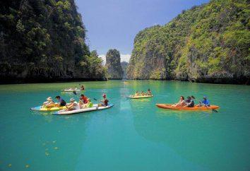 Thaïlande, Phuket en Novembre: Récréatif, la météo et commentaires