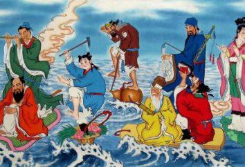 Starożytne chińskie mity. Stworzenie świata bogów i ludzi