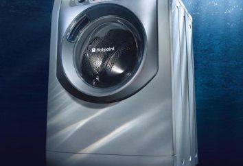"""""""Ariston"""", une machine à laver: codes d'erreur, les causes et la réparation"""