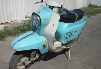 Scooter « Elektron » – une rareté fabrication soviétique