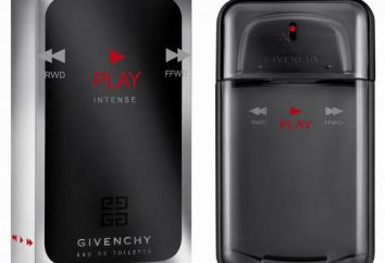 Givenchy Play Intense: opiniones
