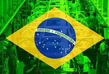 Brésil: l'industrie et l'agriculture