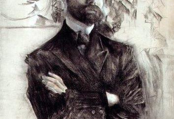 """Analiza Briusov poemat """"poeta Young."""" Znamiennym przykładem rosyjskiego symbolizmu"""