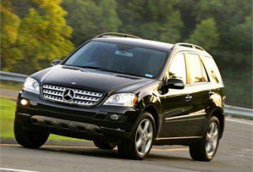 """""""Mercedes' ML 320 – opcja budżet dla klasy biznesowej"""