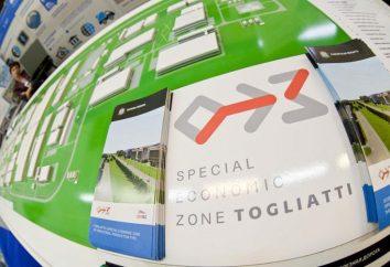 """Specjalna strefa ekonomiczna """"Togliatti"""". SEZ PPT """"Togliatti"""""""