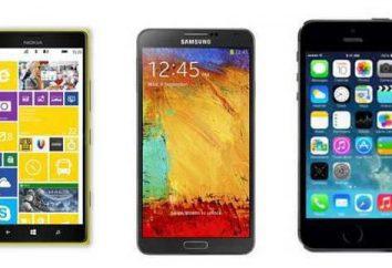 Smartphone, która firma jest lepsza? Opinie, zdjęcia