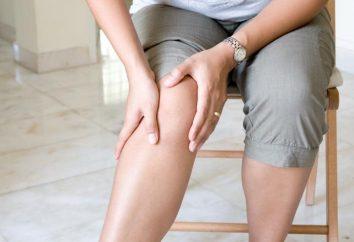 Pourquoi croque genoux ou accroupi quand la marche?