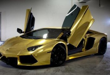 "Najnowszy model ""Lamborghini"""