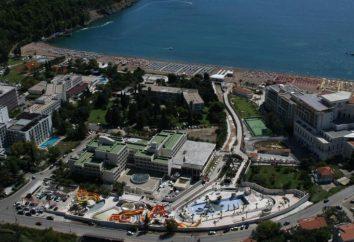 Waterpark em Montenegro: a descrição do hotel, com atividades aquáticas