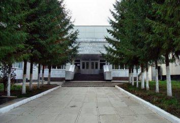 Chuvash State University nazwany IN Uljanow. zajęcia CSU