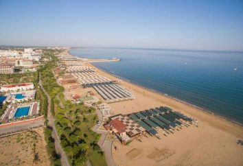 Side Crown Palace 5 * (Turquie, Side): photos et commentaires