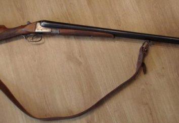 IL-49 (fusil): caractéristiques, photos