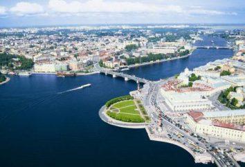 atracciones vasilevsky Island que son definitivamente vale la pena una visita: la descripción, fotos