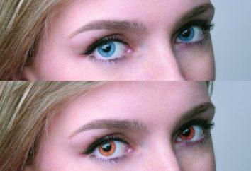 Cambiar el color de ojos con Photoshop
