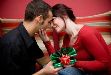 Co wybrać jako dar facet dla relacji rok?