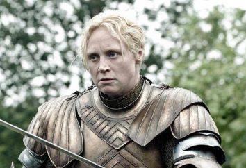 Brienne Tarta: una actriz. ¿Cuál es su altura?