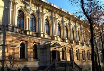 muzeum Khanenko: historia, ekspozycja, adres