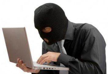 Sécurité sur Internet. Sécurité de l'information sur Internet