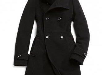 Desde o que vestir casacos pretos