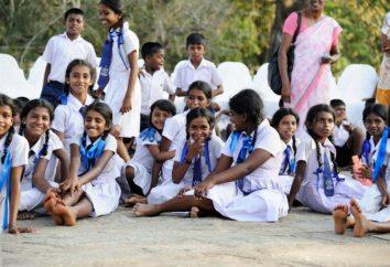 In Sri Lanka, abbiamo introdotto le nuove tendenze in materia di istruzione, compreso il programma di approfondimento della psicologia